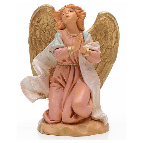 Ángel en rodillas 17 cm Fontanini 1
