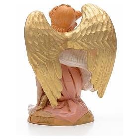 Ange à genoux crèche 17 cm Fontanini s3
