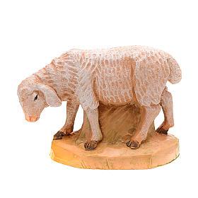 Pecore 17 cm Fontanini 2pz s1