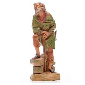 Statue per presepi: Pastore 17 cm Fontanini