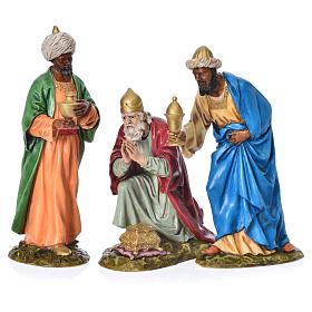 Tres Reyes Magos belén Landi 18 cm s8