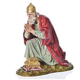 Tres Reyes Magos belén Landi 18 cm s2