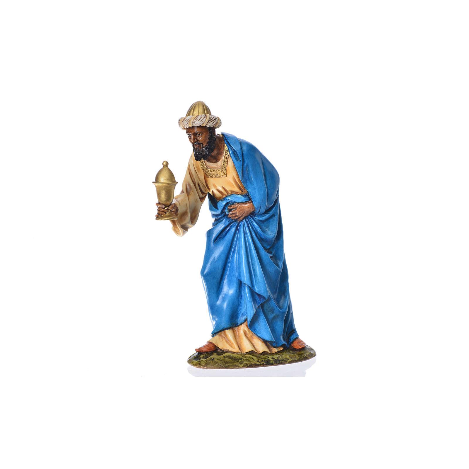 Tre Re Magi presepe Landi 18 cm 3