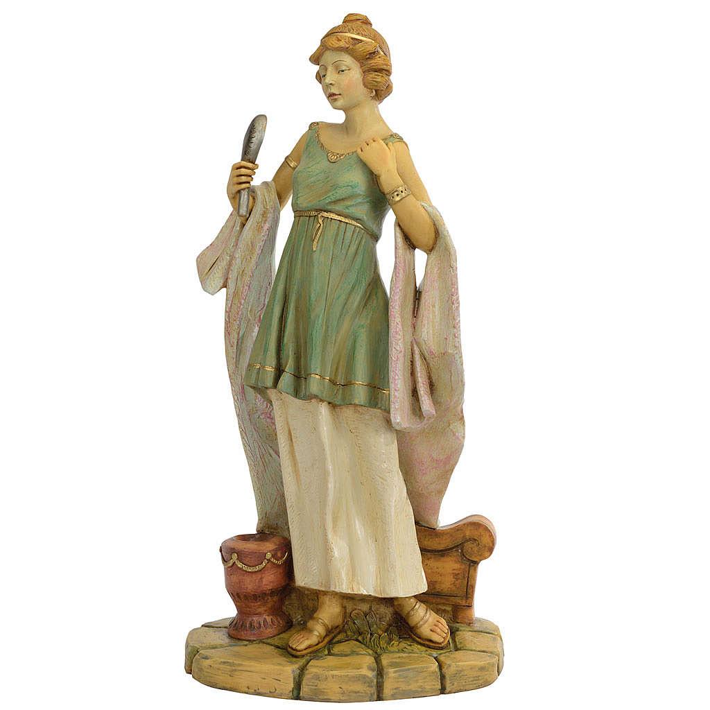 Donna romana 65 cm Fontanini resina 4