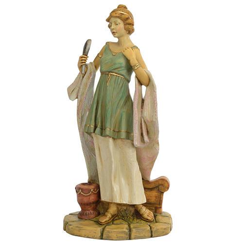 Donna romana 65 cm Fontanini resina 1