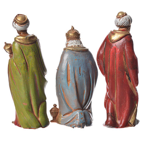 Trzej Królowie 3 szt. Moranduzzo 8 cm 2