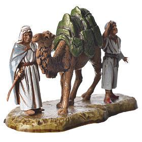Nativity scene with 5 pieces 6cm by Moranduzzo s4