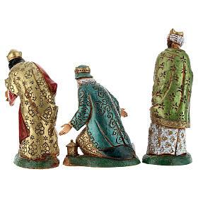 Trzej Królowie 12 cm Moranduzzo 3 szt. s7
