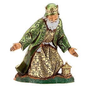 Wise men, 3 nativity figurines, 12cm Moranduzzo s4