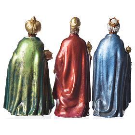 Reyes Magos para belén de 12 cm 3 figuras s2