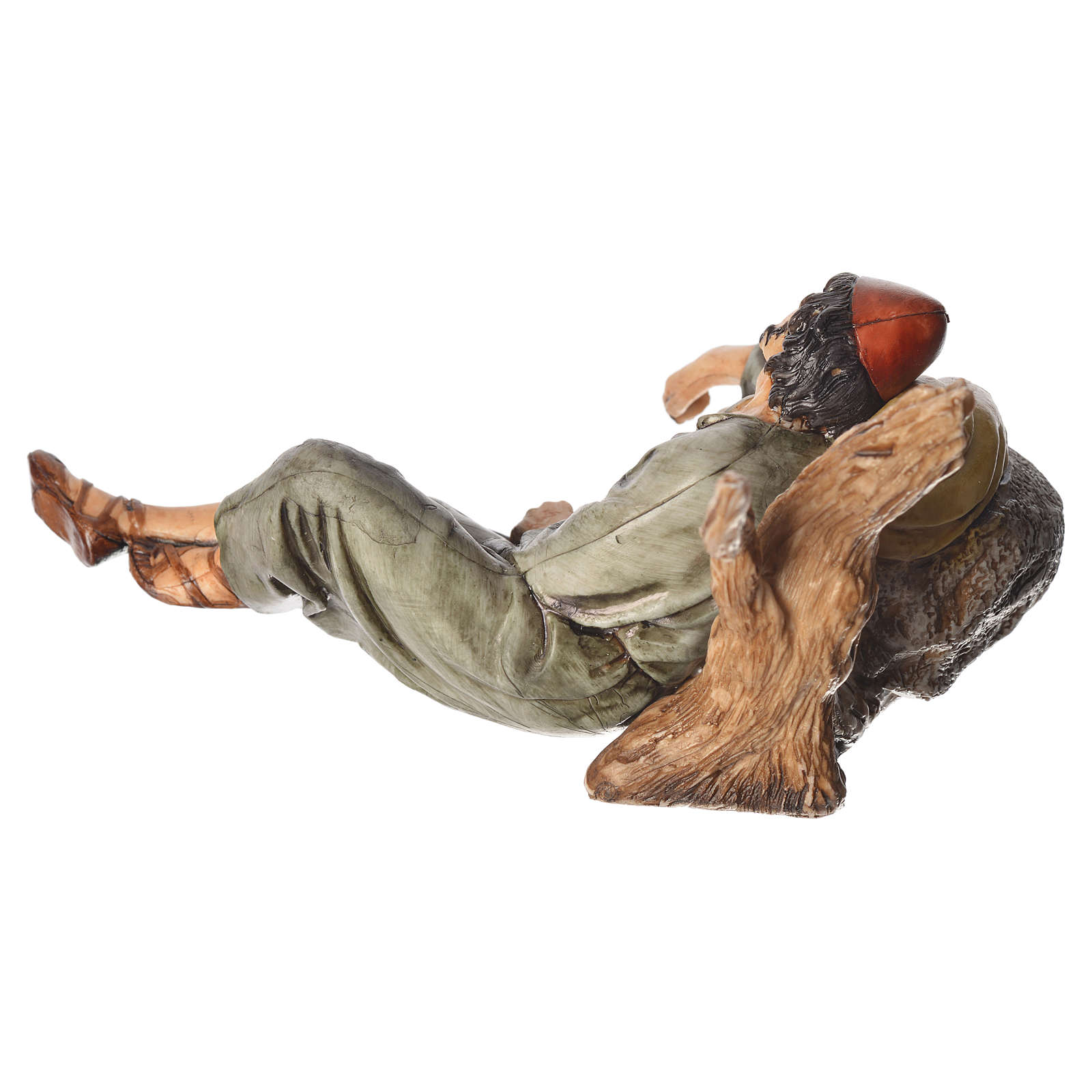 Pastor durmiendo 13 cm Moranduzzo 4