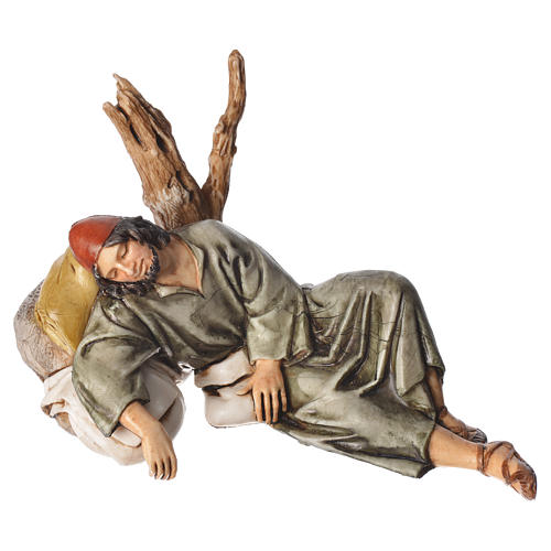 Pastor durmiendo 13 cm Moranduzzo 1
