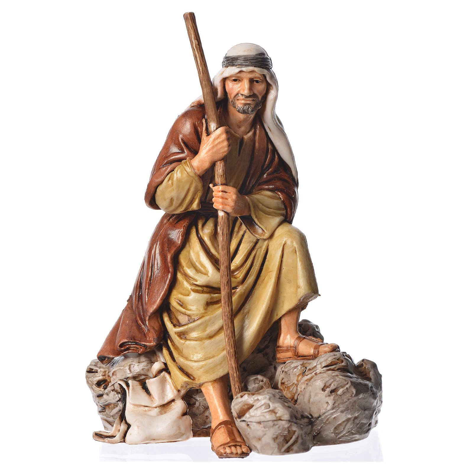 Guardian, nativity figurine, 13cm Moranduzzo 4