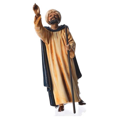 Viajante oriental para presépio Moranduzzo com figuras de  altura média 13 cm 2