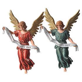 Anioł Gloria 4 kolory 13 cm Moranduzzo s3