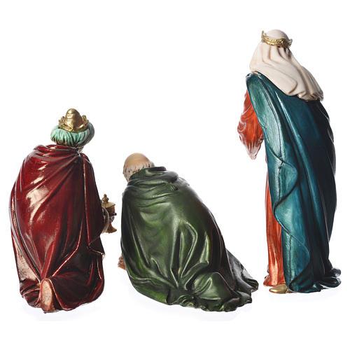 Wise men, nativity figurines, 13cm Moranduzzo 3