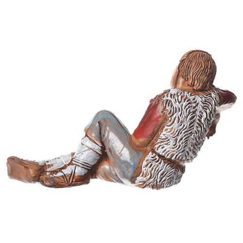 Pastor durmiendo 10 cm Moranduzzo 2