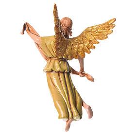 Nativity figurine, angel in glory by Moranduzzo 10cm s2