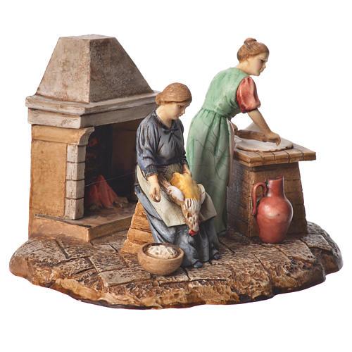 Grupo cocina 10 cm Moranduzzo 3