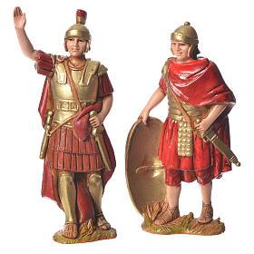 Król Herod z żołnierzami 8 cm Moranduzzo s2