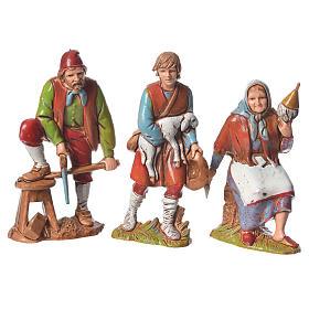 Profesiones 8 figuras 8 cm Moranduzzo s3
