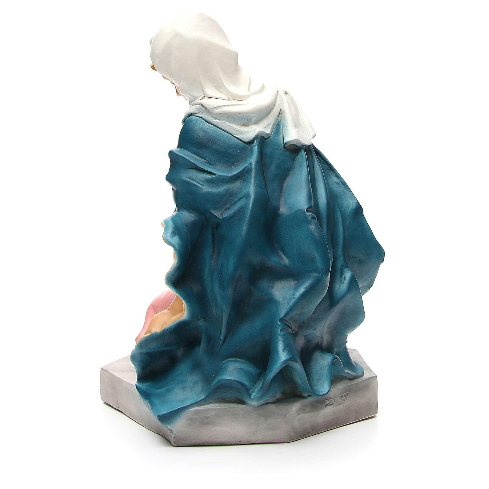 Statue Vierge pour crèche 65 cm 3