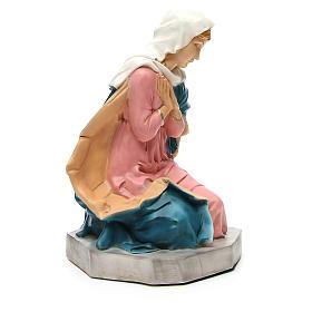Statue Vierge pour crèche 65 cm s4