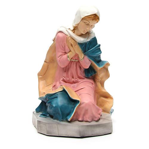 Statue Vierge pour crèche 65 cm 1