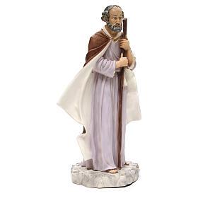 Statua Giuseppe per presepe 65 cm s4