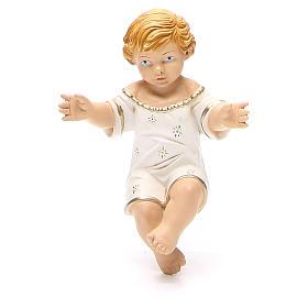 Statua Bimbo Gesù per presepe 65 cm s4