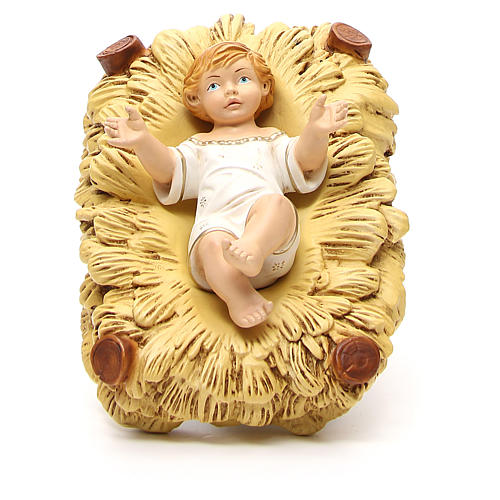 Statua Bimbo Gesù per presepe 65 cm 1