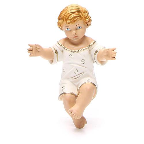 Statua Bimbo Gesù per presepe 65 cm 4