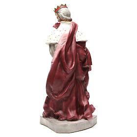 Statua Gaspare Re Magio per presepe 65 cm s3