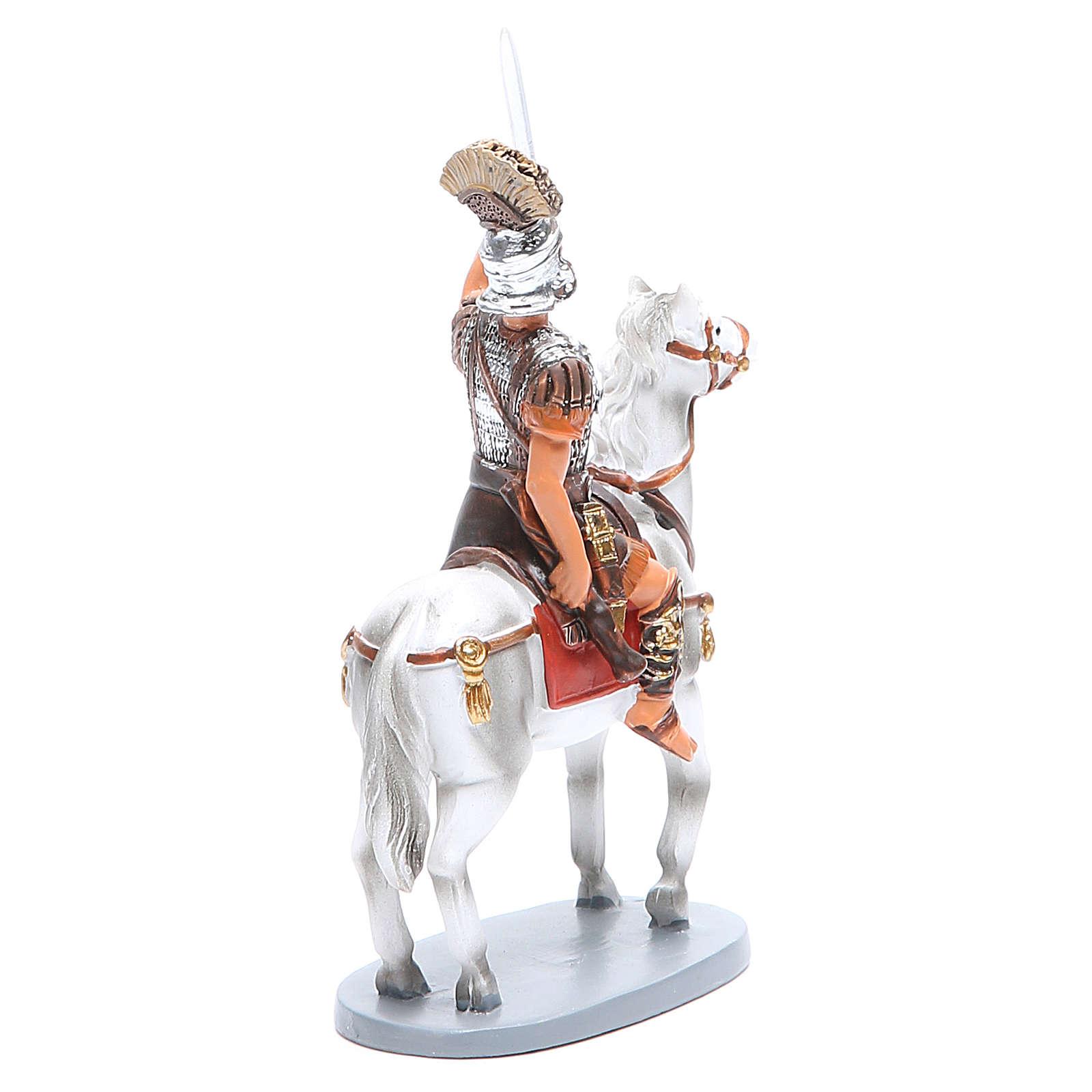 Soldato a cavallo cm 12 Linea Martino Landi 3