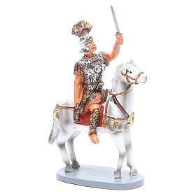 Soldato a cavallo cm 12 Linea Martino Landi s1