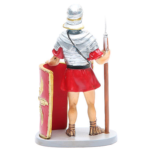 Soldier with shield 12cm Martino Landi Collection 2