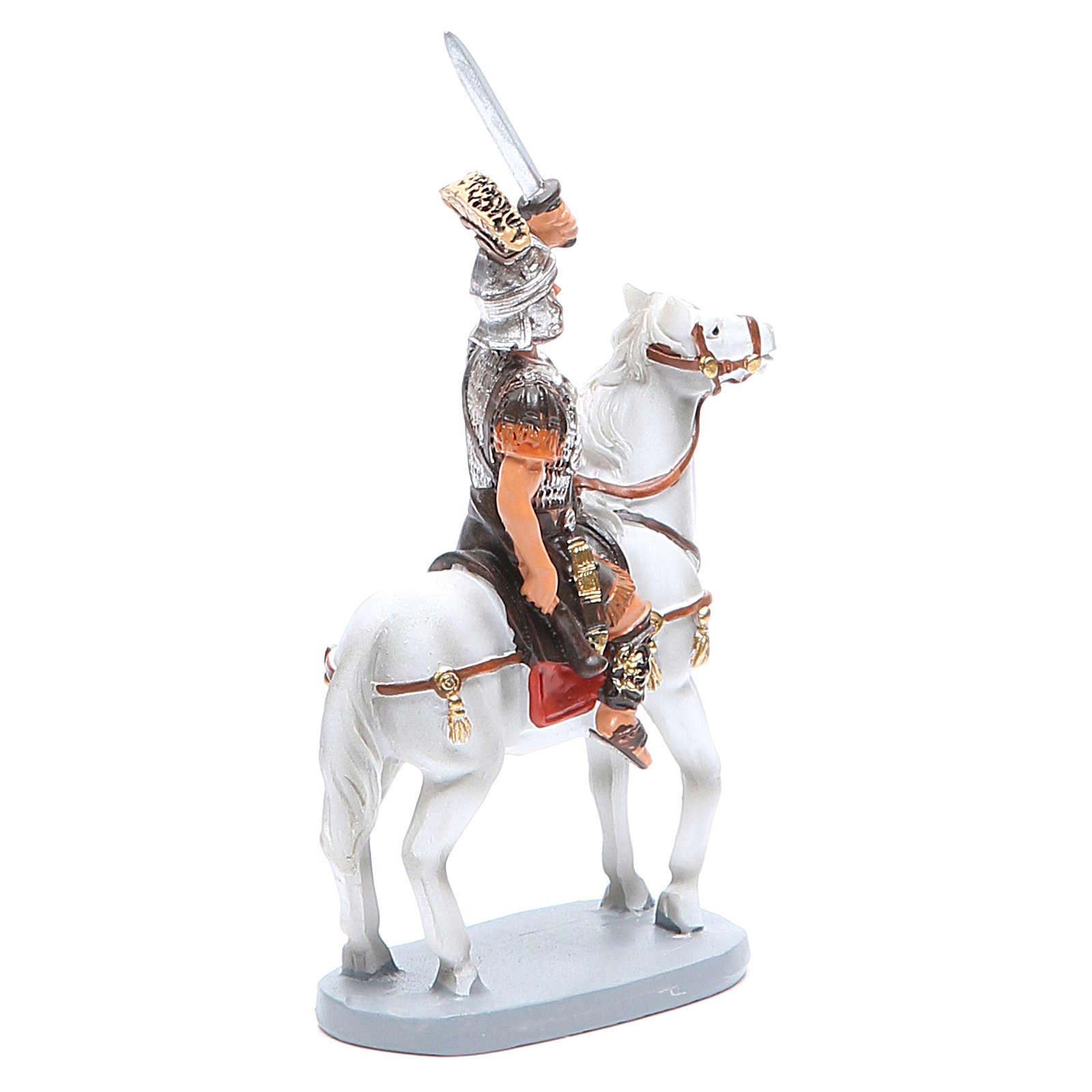 Soldado en cavallo 10cm Linea Martino Landi 3