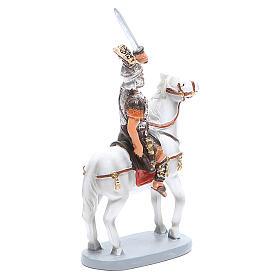 Soldado en cavallo 10cm Linea Martino Landi s3