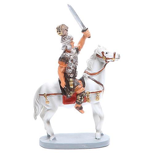 Soldado en cavallo 10cm Linea Martino Landi 1