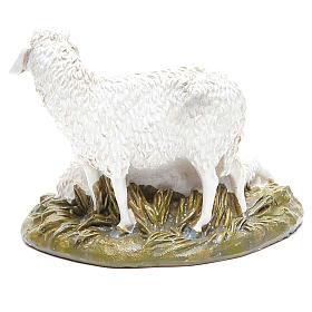 Pecore 16 cm gruppo Linea Martino Landi s2