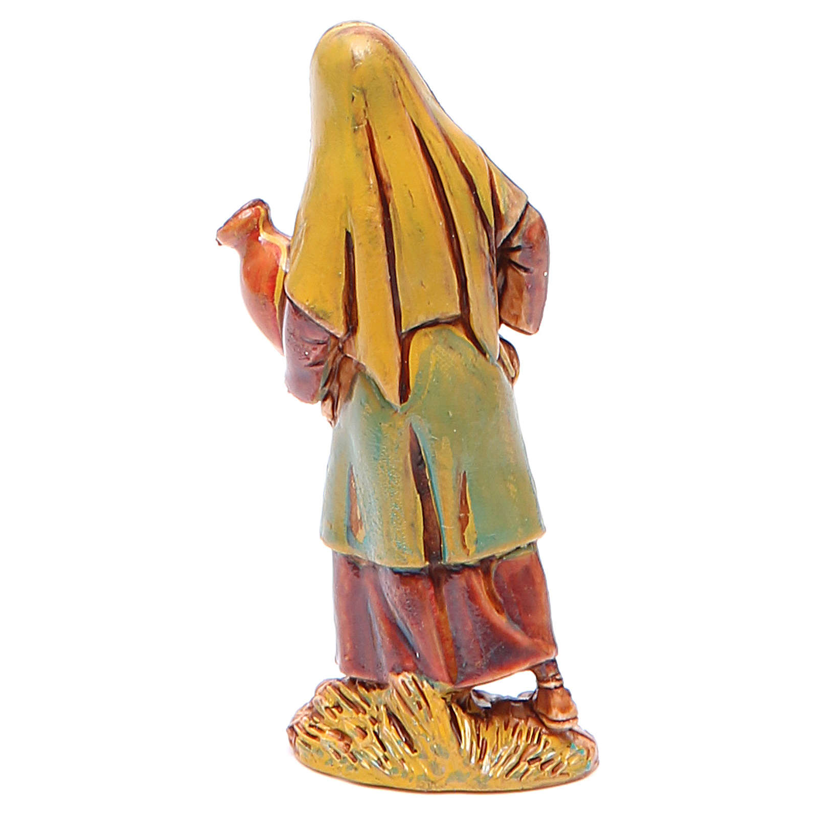 Acquaiola 6,5 cm Moranduzzo costumi storici 4