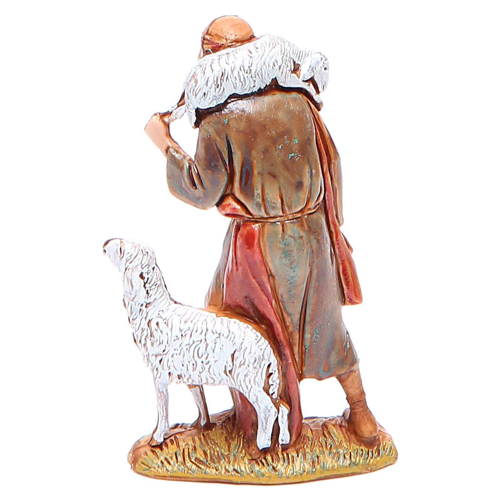 Buen Pastor 6,5 cm Moranduzzo en trajes de época 4