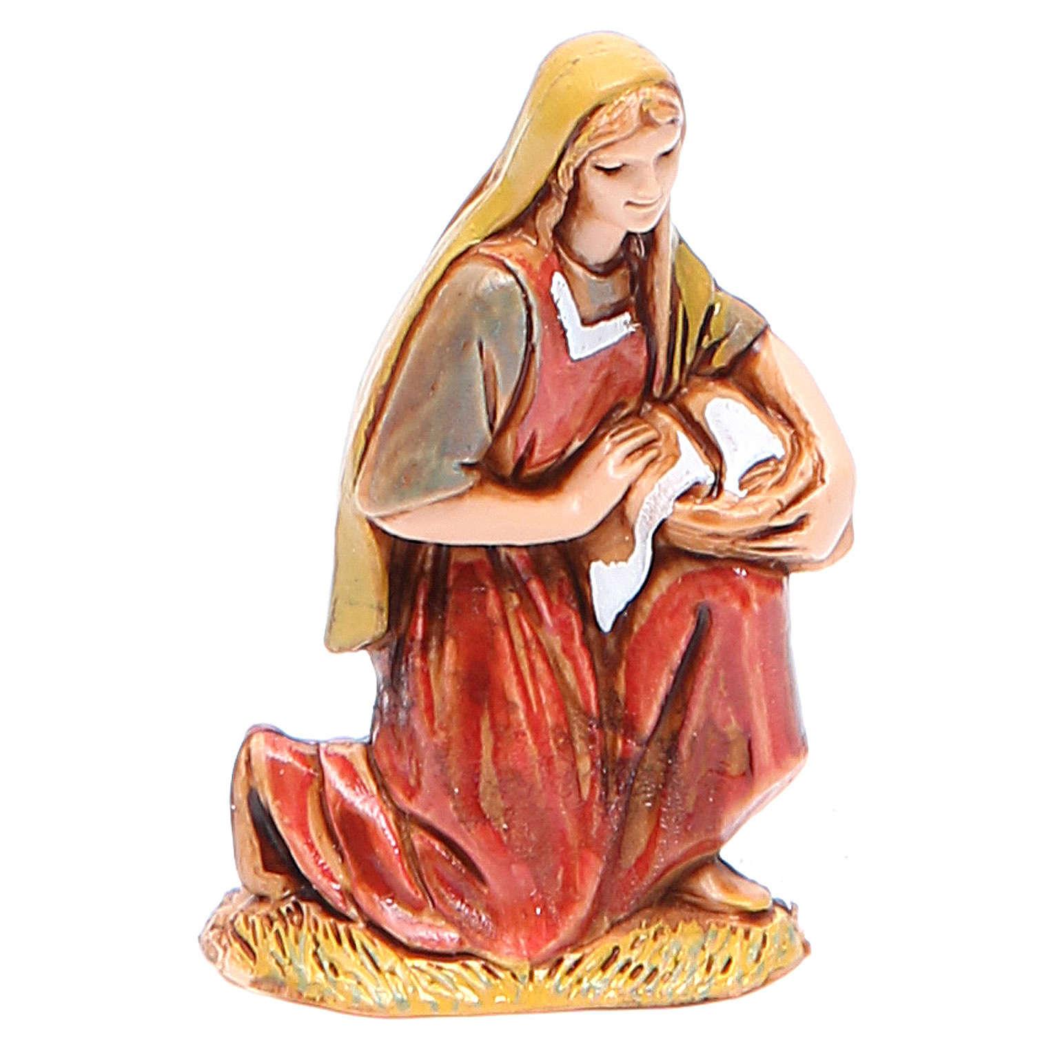 Blanchisseuse 6,5 cm Moranduzzo habits historiques 4