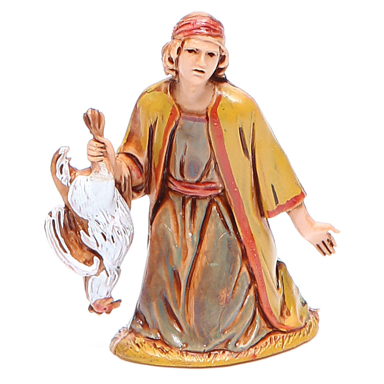 Man kneeling 6.5cm by Moranduzzo, historic costumes 4