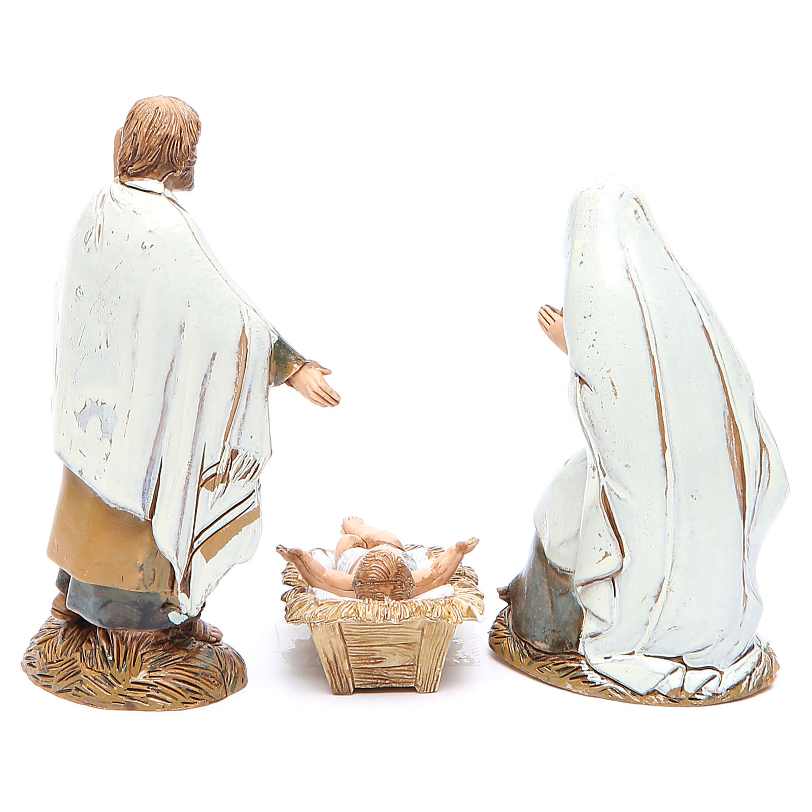 Holy Family 10cm by Moranduzzo, historic costumes 4