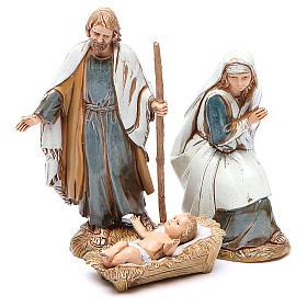 Nativité 10 cm Moranduzzo vêtements historiques s3