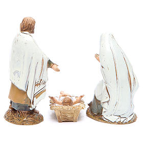 Holy Family 10cm by Moranduzzo, historic costumes s2