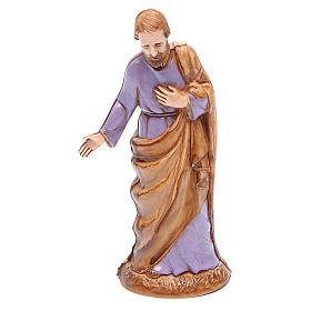 San Giuseppe 10 cm stile classico Moranduzzo s1