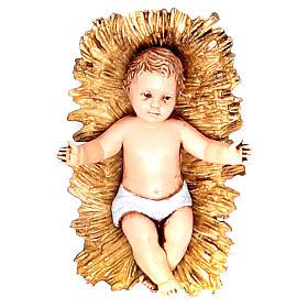 Gesù Bambino 10 cm Moranduzzo stile classico s1