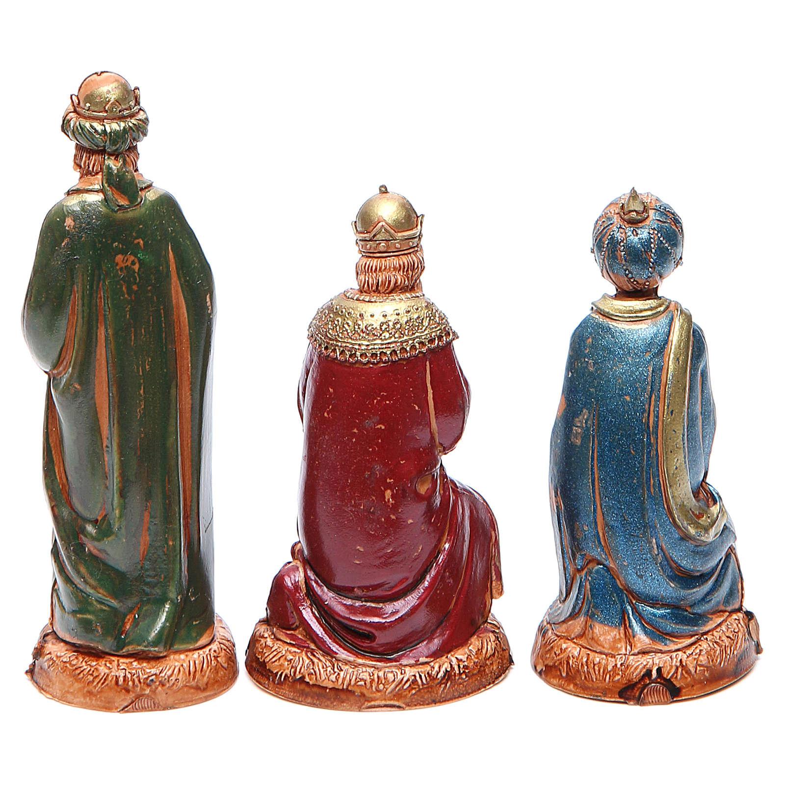Trzej Królowie 10cm Moranduzzo styl klasyczny 4